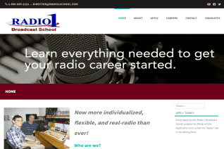 Radio1 Broadcast School reviews and complaints