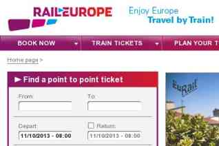 Rail Europe reviews and complaints