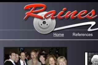 Raines Video Productions reviews and complaints