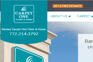 Ramey Carpet One Floor And Home reviews and complaints