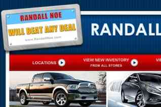 Randall Noe Auto Group reviews and complaints