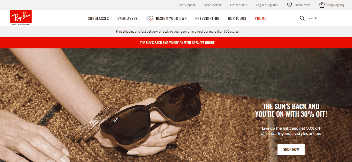 Ray Ban reviews and complaints