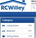 Rc Willey Home Furnishings reviews and complaints
