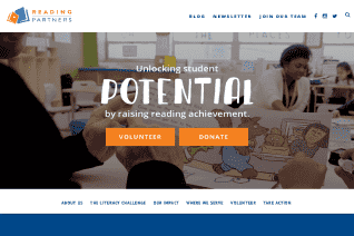 Reading Partners reviews and complaints