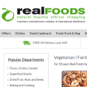 Real Foods reviews and complaints