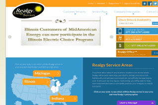 Realgy Energy Services reviews and complaints