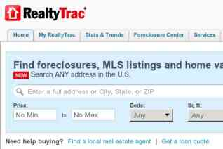 RealtyTrac reviews and complaints