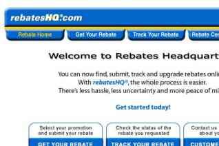 Rebateshq reviews and complaints