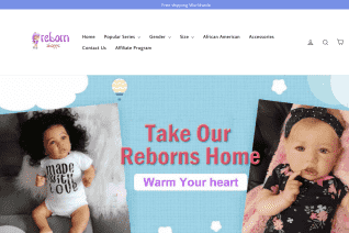 Reborn Shoppe reviews and complaints