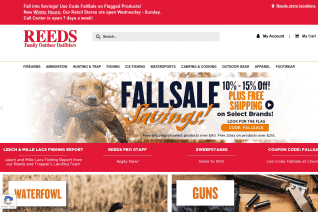 Reeds Family Outdoor Outfitters reviews and complaints