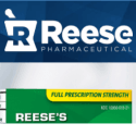 Reese Pharmaceutical Company reviews and complaints