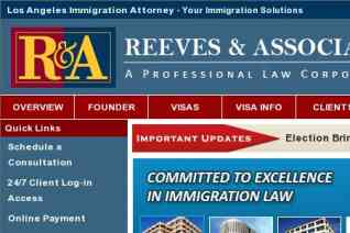 Reeves and Associates reviews and complaints
