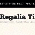 Regalia Tibetan Terriers