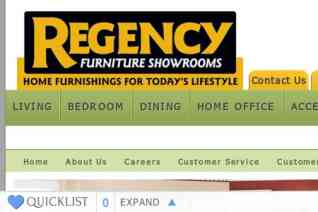 Regency Furniture reviews and complaints