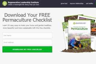 Regenerative Leadership Institute reviews and complaints
