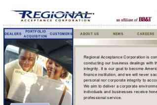 Regional Acceptance reviews and complaints