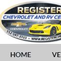 Register Chevrolet And Rv Center reviews and complaints