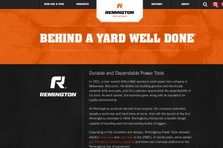 Remington Power Tools reviews and complaints