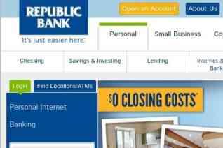 Republic Bank reviews and complaints