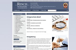 Resch Rechtsanwalte reviews and complaints