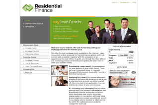 Residential Finance Of Ohio reviews and complaints