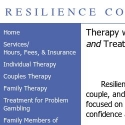 Resilience Counseling reviews and complaints