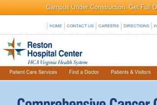 Reston Hospital reviews and complaints