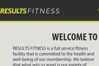Results Fitness Texas reviews and complaints