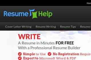 Resumehelp reviews and complaints