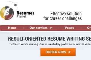Resumes Planet reviews and complaints