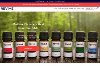 REVIVE Essential Oils reviews and complaints