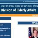 Rhode Island Division Of Elderly Affairs reviews and complaints