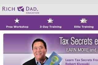Rich Dad Education reviews and complaints