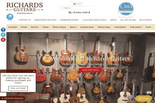 Richards Guitars reviews and complaints