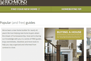 Richmond American Homes reviews and complaints