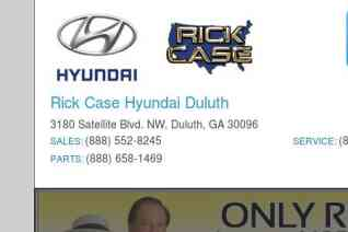 Rick Case Hyundai Duluth reviews and complaints