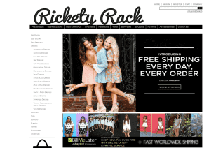 Ricketyrack reviews and complaints
