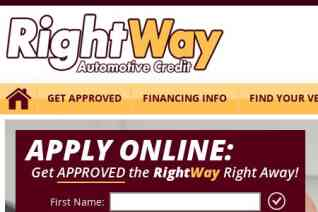 Rightway Automotive Credit reviews and complaints