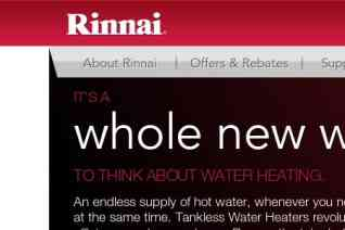 Rinnai reviews and complaints