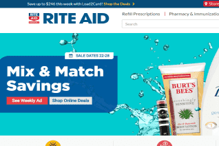Rite Aid reviews and complaints