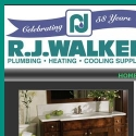 RJ Walker Plumbing reviews and complaints