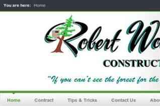 Robert Woods Construction reviews and complaints
