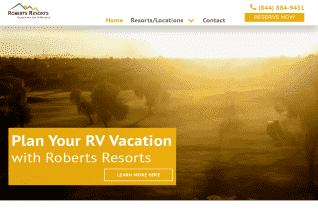 Roberts Resorts reviews and complaints