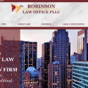 Robinson Law Office PLLC reviews and complaints