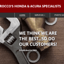 Roccos Honda And Acura Specialists reviews and complaints