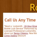 Rock A Lock Locksmiths reviews and complaints