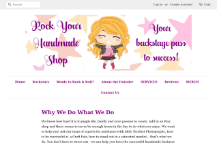 Rock Your Handmade Shop reviews and complaints