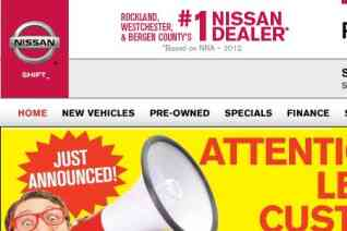 Rockland Nissan reviews and complaints