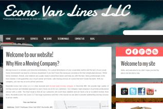 Rockville Econo Van Lines reviews and complaints