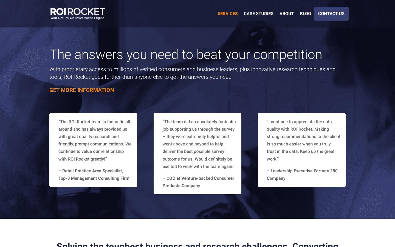 ROIrocket reviews and complaints